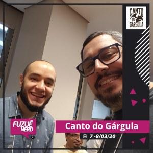 Fuzuê Nerd 2020 - Dudu Torres - Canto do Gárgula