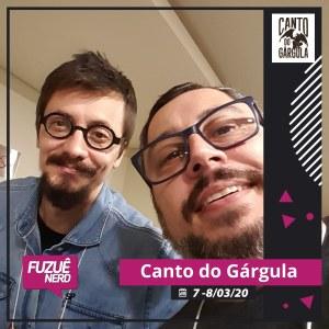 Fuzuê Nerd 2020 - Luciano Salles - Canto do Gárgula