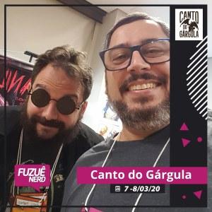 Fuzuê Nerd 2020 - Marcel Bartholo - Canto do Gárgula