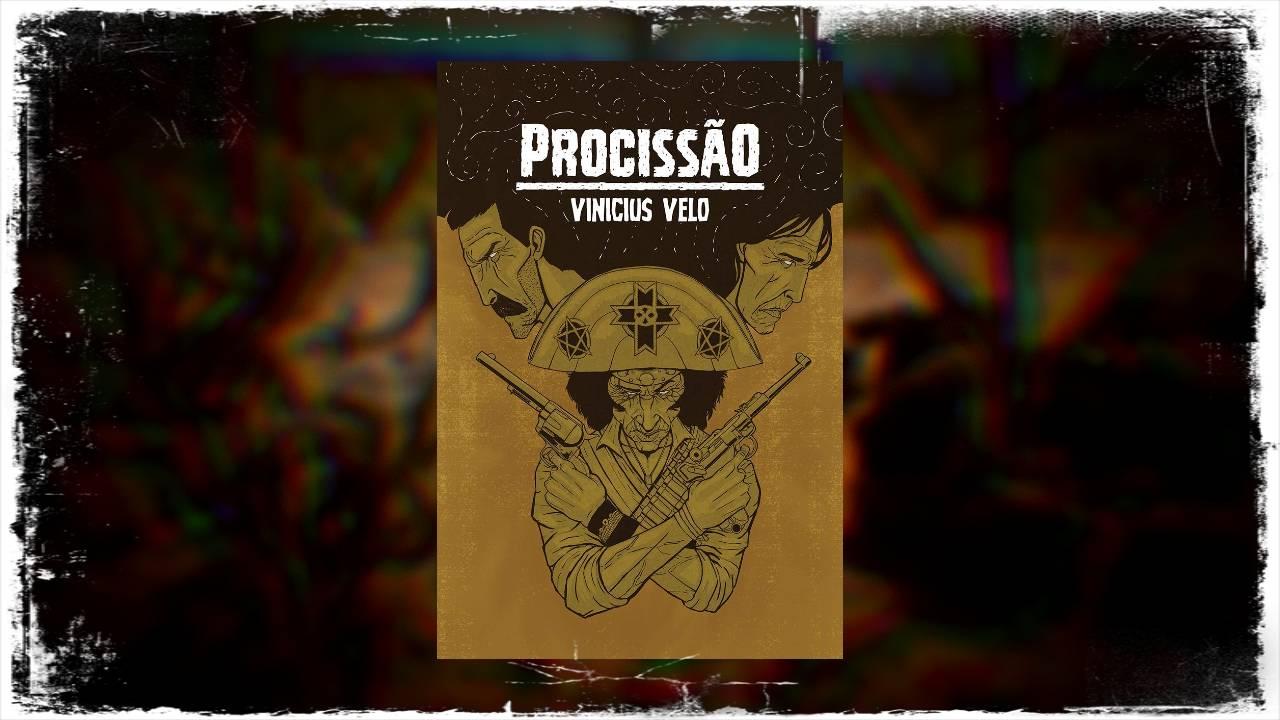 Procissão - Vinícius Velo - ProacSP - Canto do Gárgula