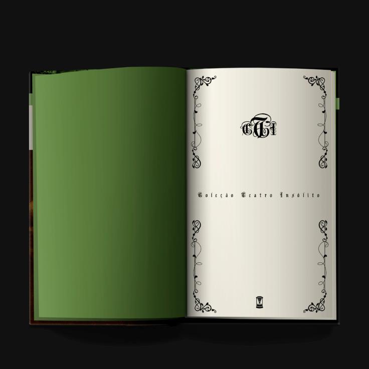 Presunção ou a Sina de Frankenstein - Richard Brinsley Peake - Editora Sebo Clepsidra - Canto do Gárgula