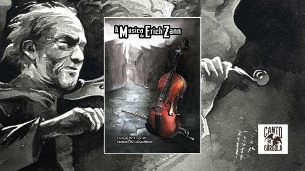 A Música de Erich Zann - Gio Guimaraes - Canto do Gárgula