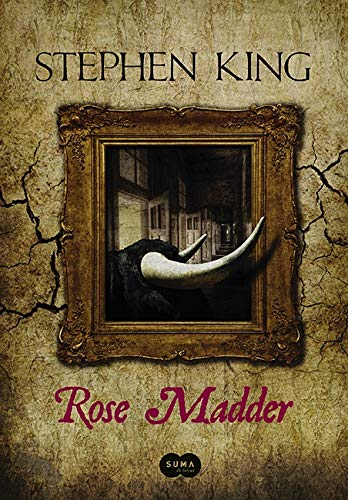 Rose Madder - Stephen King - Editora Suma - Canto do Gárgula