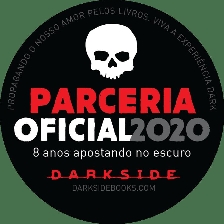 Selo Parceria - DarkSide Books - Canto do Gargula - 2020