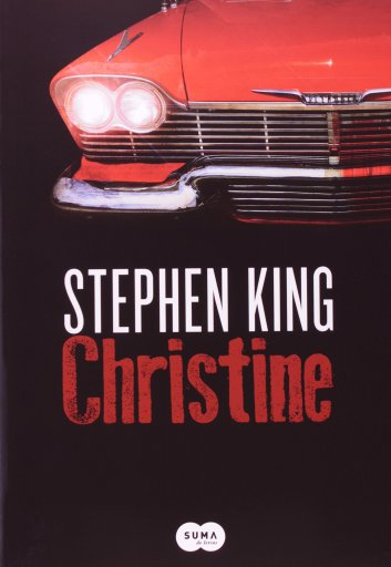Christine - Stephen King - Editora Suma - Larissa Prado - Coluna Canto do King - Canto do Gárgula