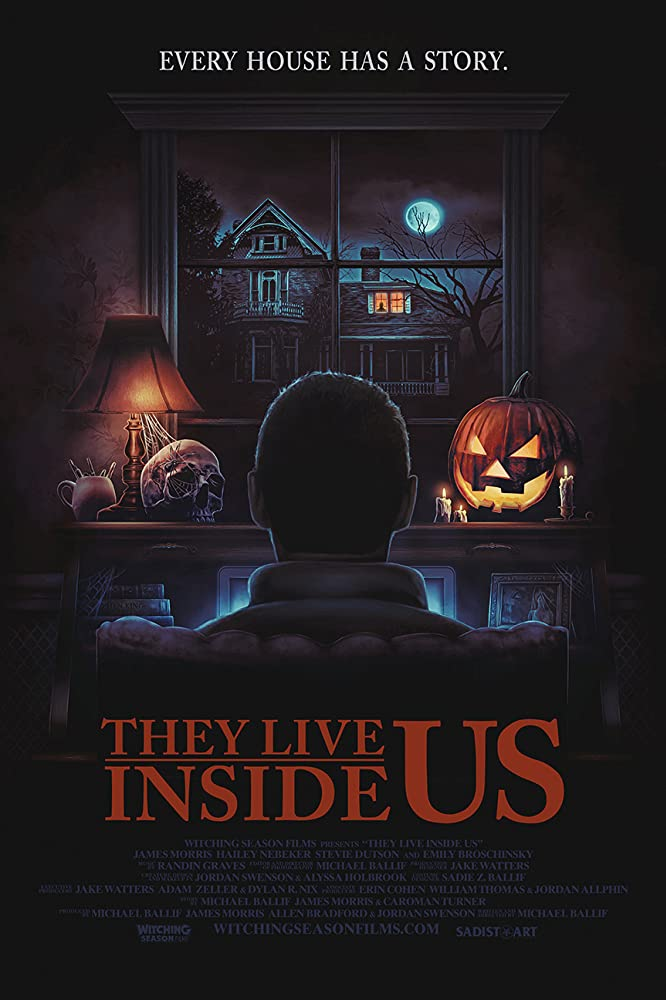 They Live Inside Us - Witching Season - Curta-Metragem - Canto do Gárgula