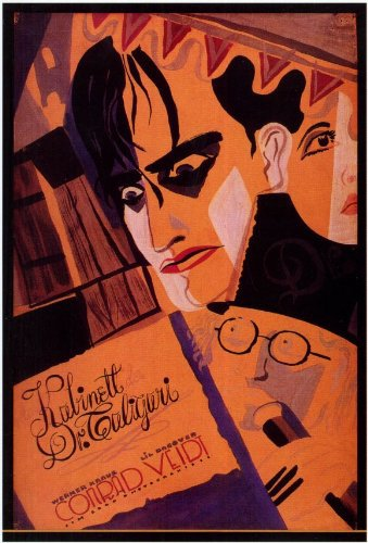 The Cabinet of Dr. Caligari - Cinema - Canto do Gárgula