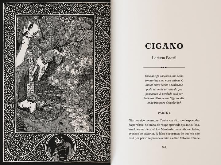 Galeria Clarke de Suspense e Mistério - Oranizadora Juliana Daglio - Editora Wish