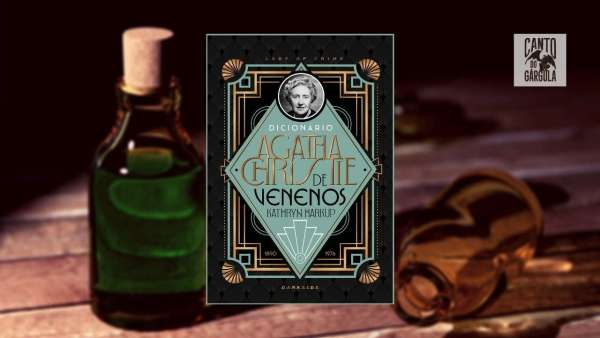 Dicionário Agatha Christie de Venenos - Kathryn Harkup - Darkside Books
