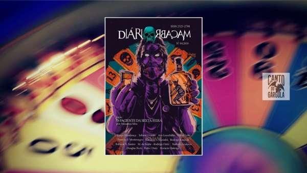Revista Diário Macabro 4 - Editora Diário Macabro