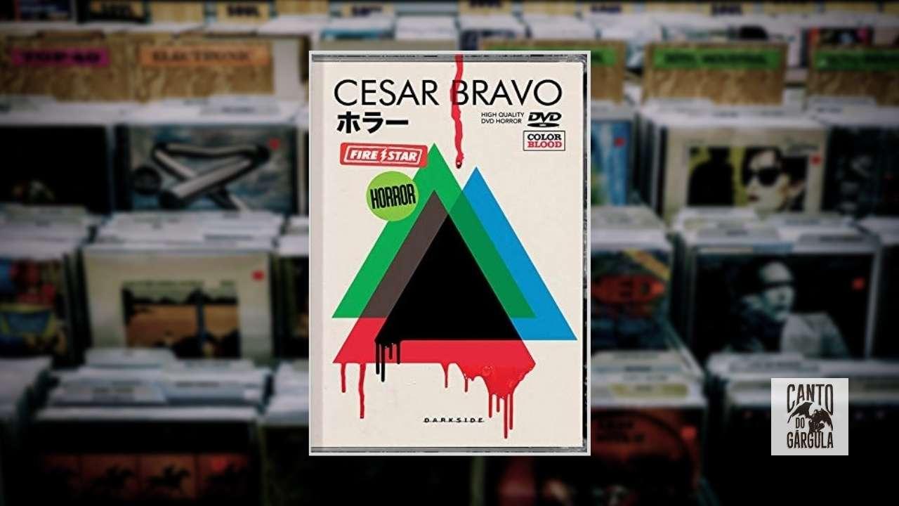 DVD - Diversão verdadeira a D - César Bravo - Darkside Books
