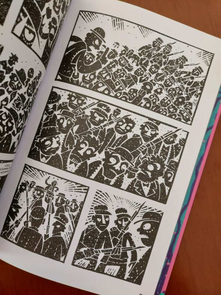 Revolta da Vacina - André Diniz - Darkside Books