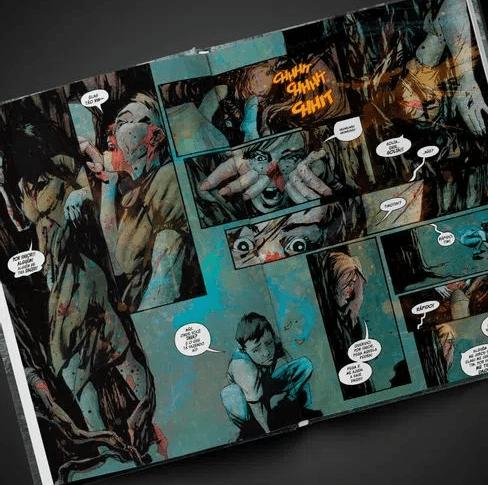 Wytches - Scott Snyder - Darkside Books - Canto Delas - Déborah Araújo