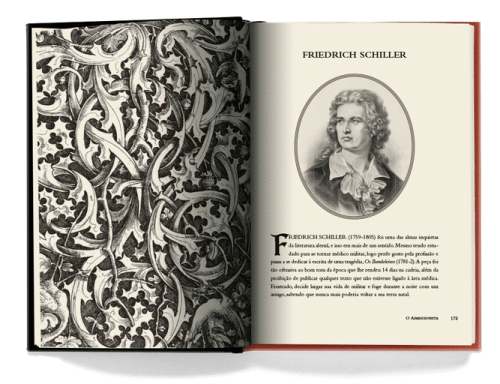 O Aparicionista - Friedrich Schiller - Editora Aetia - Editora Sebo Clepsidra