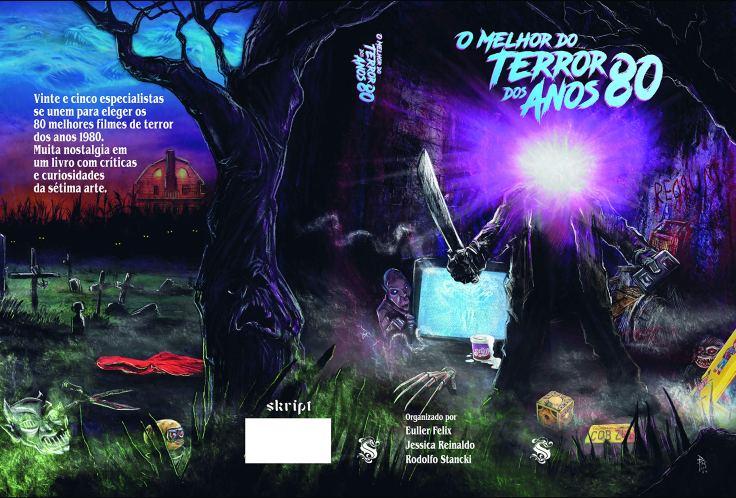 O melhor do terror nos anos 80 - Skript Editora