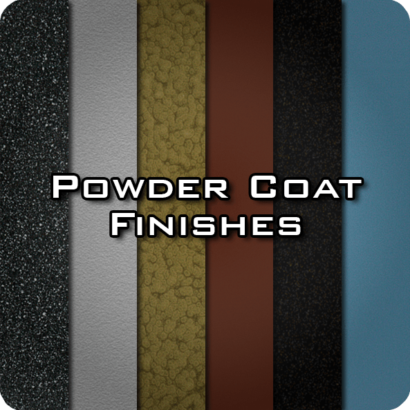 Powder Coat Finishes