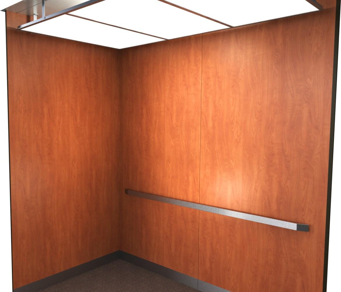 CE-1501 Corner Elevation