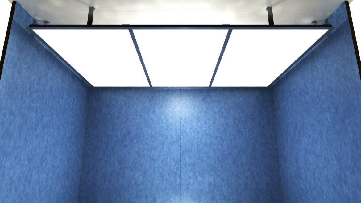 CE-1502 Ceiling View