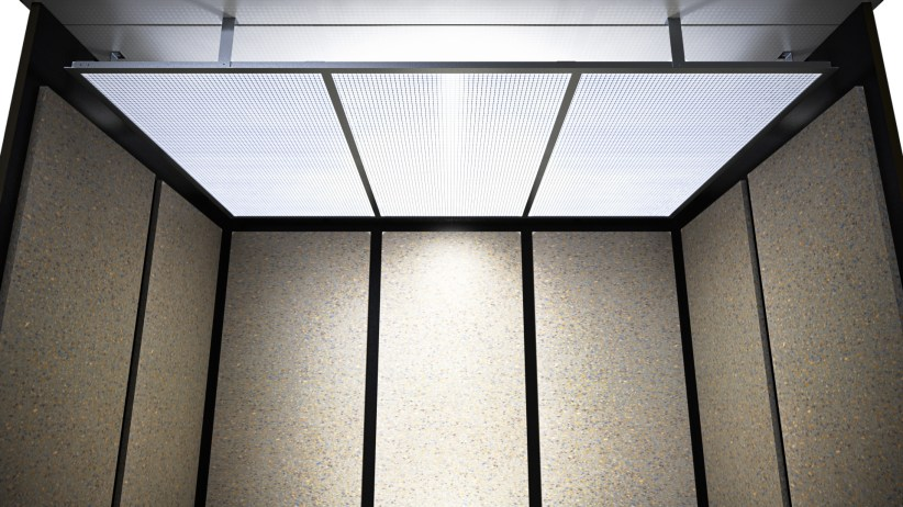CE-1503 Ceiling View
