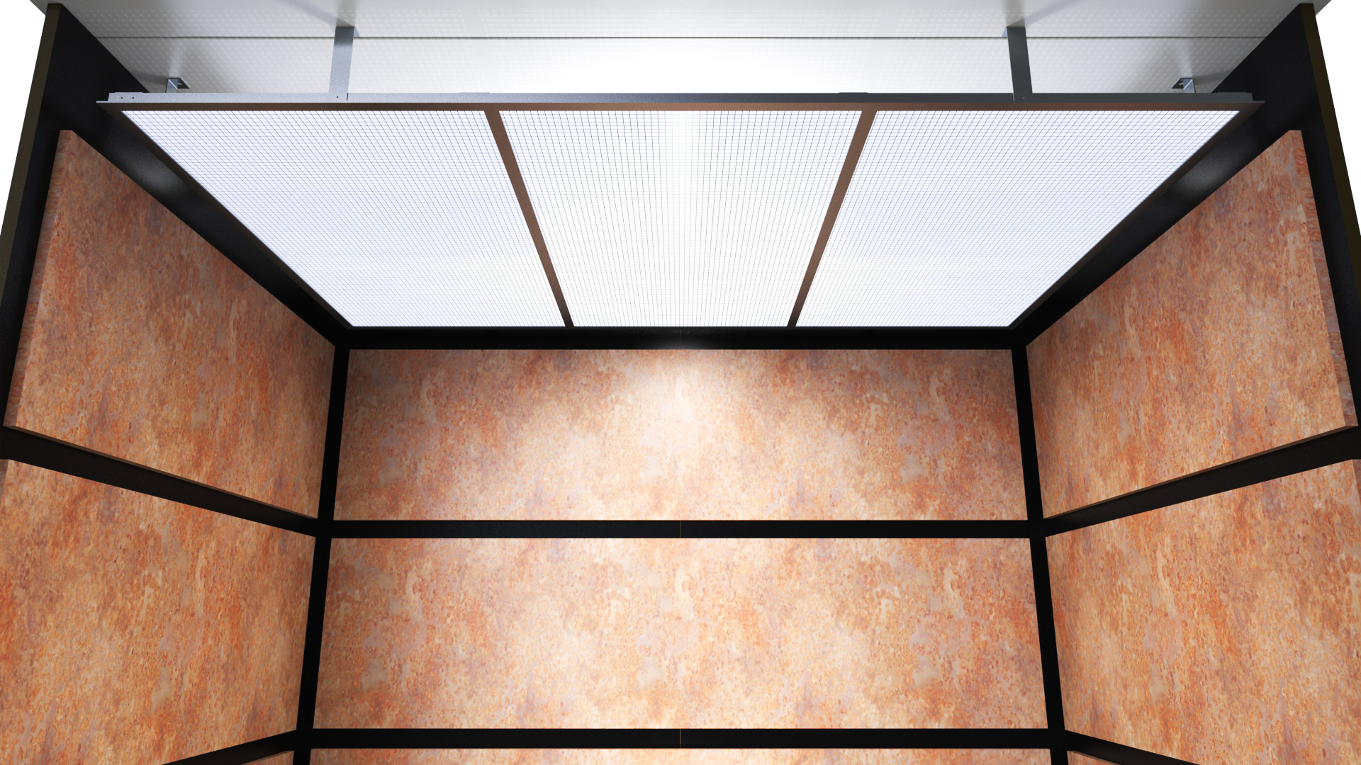 CE-1517 Ceiling View