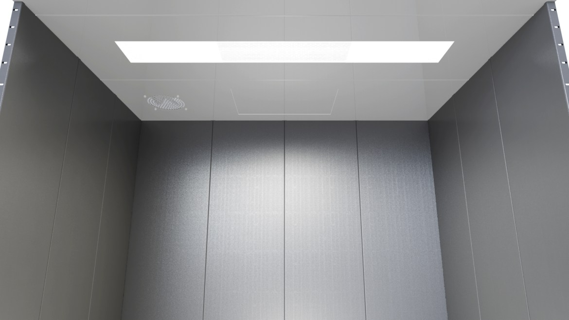 S-CE-1501 Ceiling View