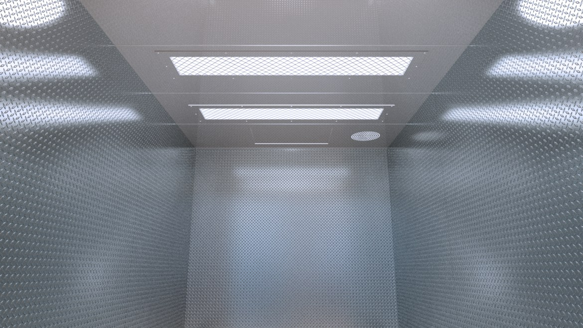 S-CE-1502 Ceiling View