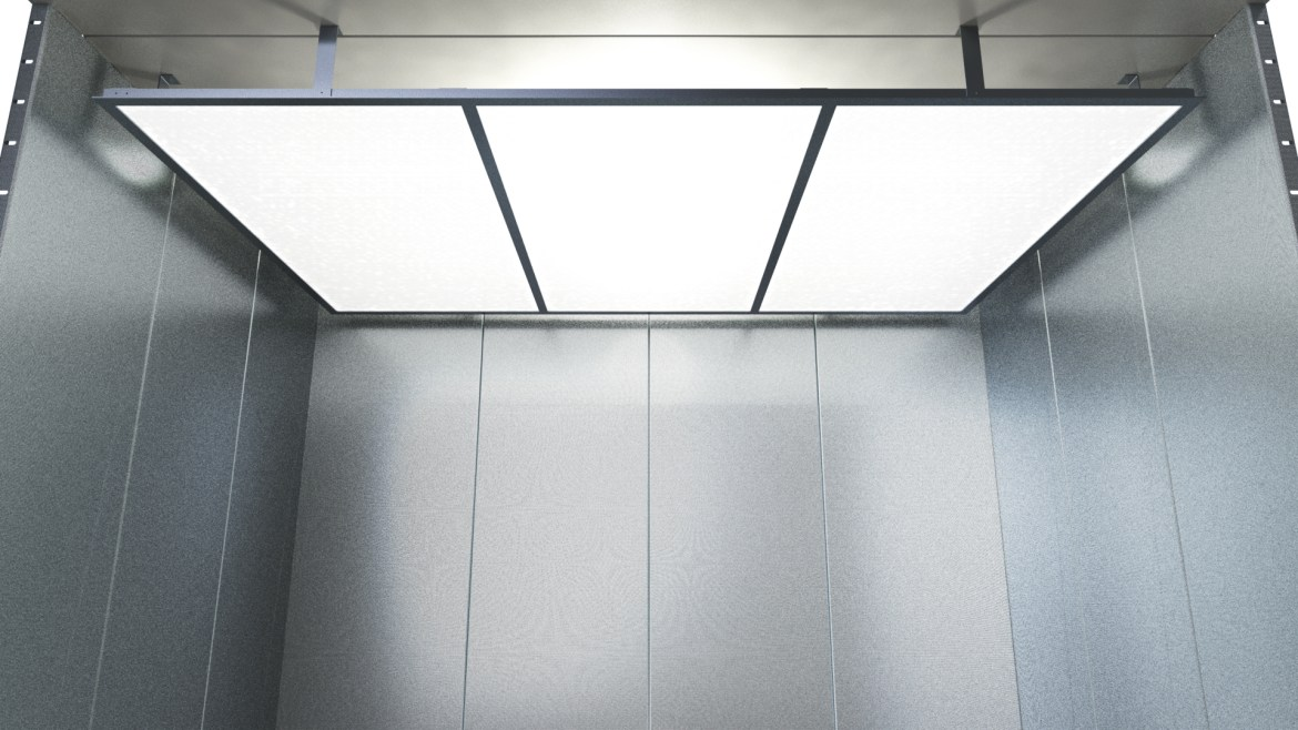 S-CE-1504 Ceiling View
