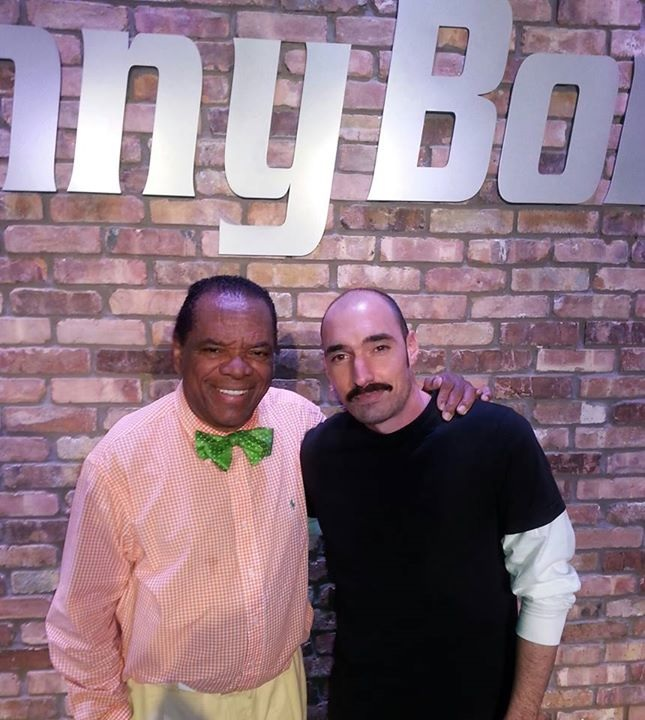 Syracuse Funny Bone with the legendary John Witherspoon