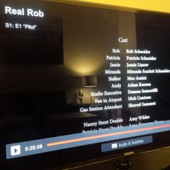 Real Rob Credits
