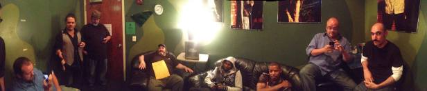 Richmond Funny Bone Green Room