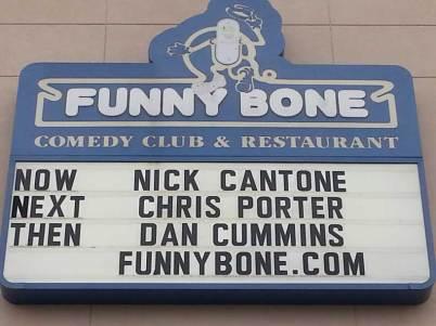 Richmond Funny Bone