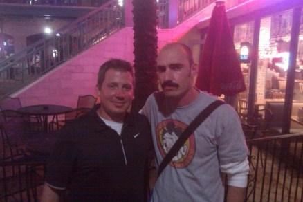 Tampa Improv with Dave Landau