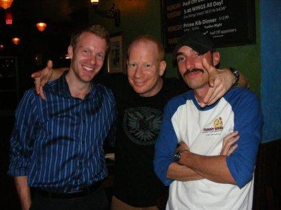 VA Beach Funny Bone with David Carter and Darren Carter (no relation)