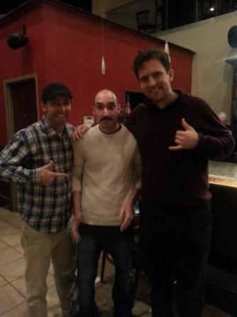 VA Beach Funny Bone with Kenny Smith and Owen Benjamin