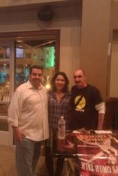 VA Beach Funny Bone with Sebastian Pignato and Lahna Turner