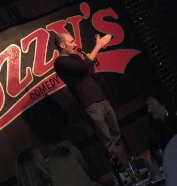Cozzy's Comedy Club (Newport News, VA)