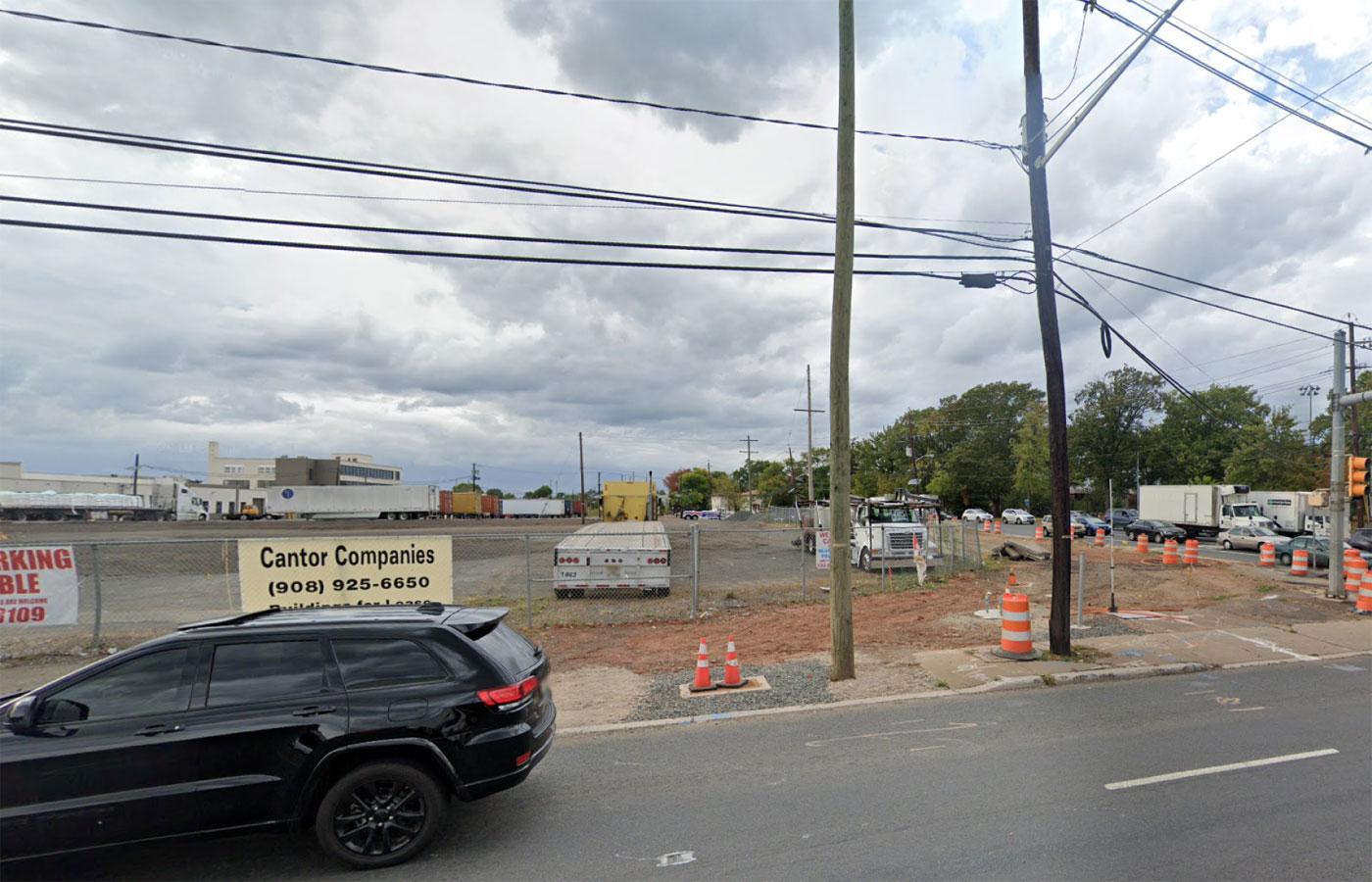 U.S. Highway 1 (Edgar Rd.) & corner of South Stiles St.