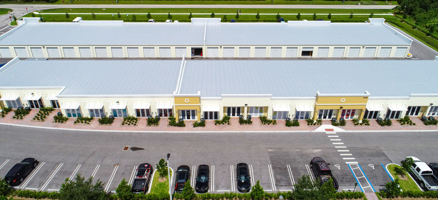Flex Warehouse Developments by Cantor Companies