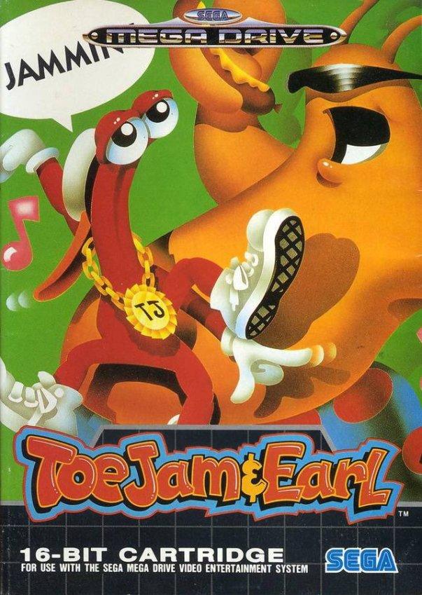 1. Toejam & Earl