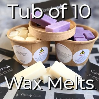No Mica Wax Melts