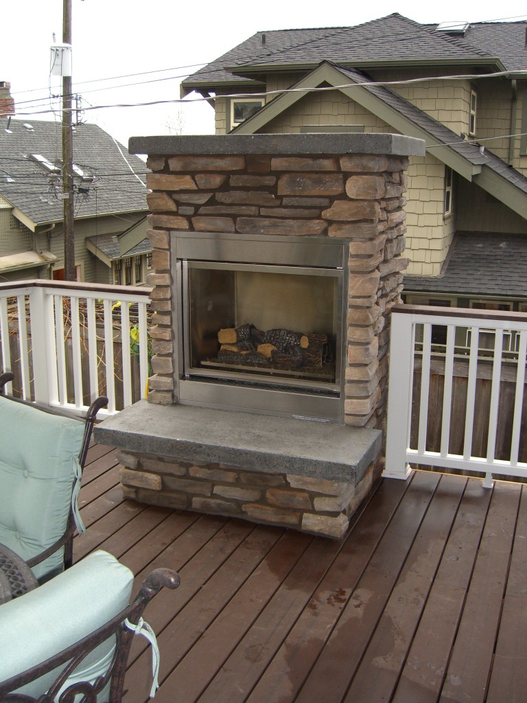 Outdoor Fireplaces   Cantrell Restoration on Outdoor Gas Fireplace For Deck id=34472