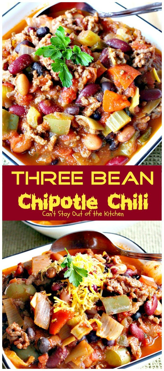 Secret Chili Recipe - Can't Stay Out of the Kitchen