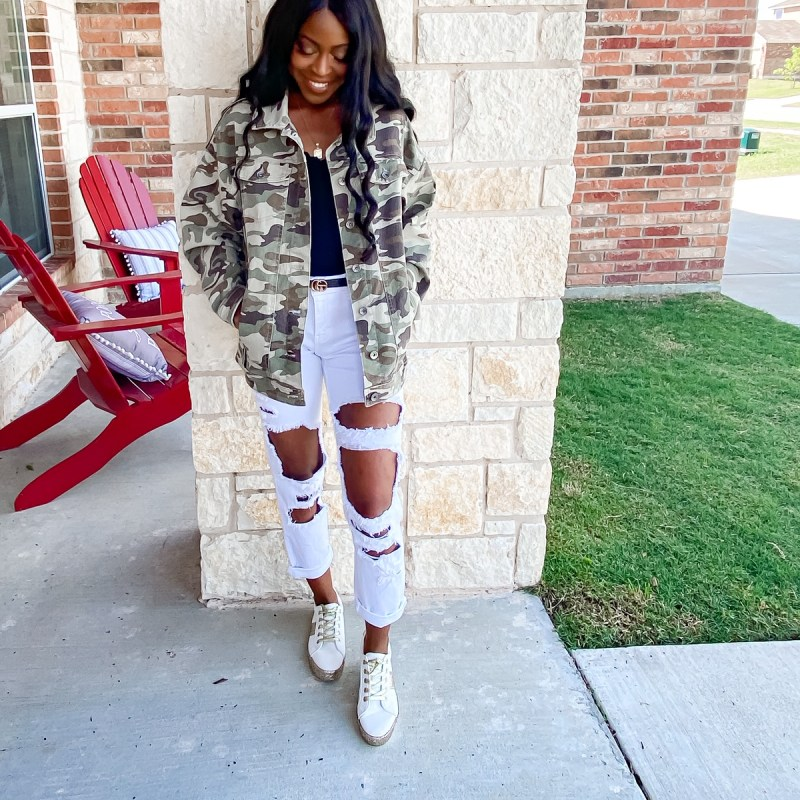 For the love of camo