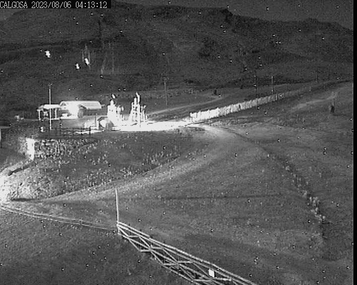 Webcam de La Calgosa en Alto Campoo -Estación de Esquí-