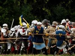 Liincoln's Men Fight for Richard