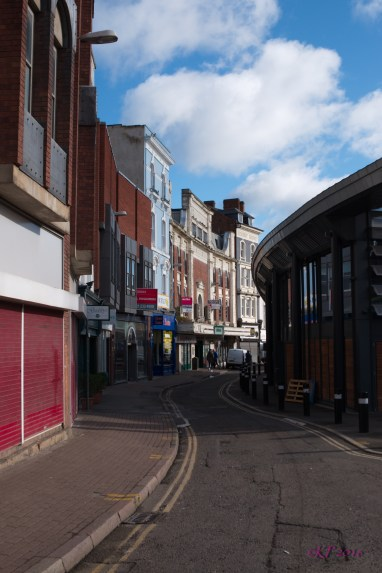 This lane has been here since the early 1700s at least when when it was an access to the market. The new market building on the right is a beautiful addition. I love how it curves gracefully to match the curve in the street. When the sun hits the Georgian buildings, the colours make me smile on my way through to my office.
