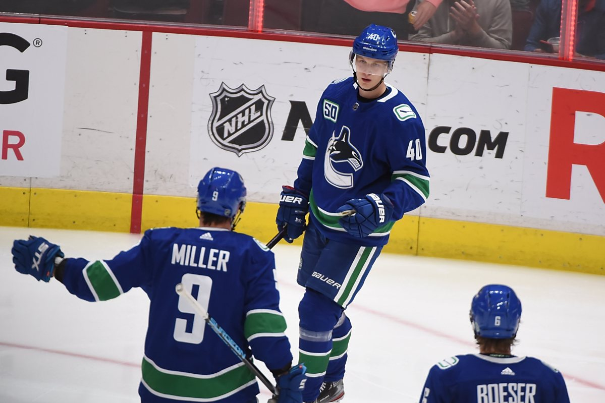 How the Lotto Line matchup will help the Canucks dominate at 5-on-5 against the Blues