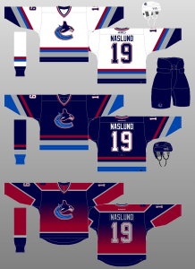 What Will The Vancouver Canucks Reverse Retro Jersey Look Like
