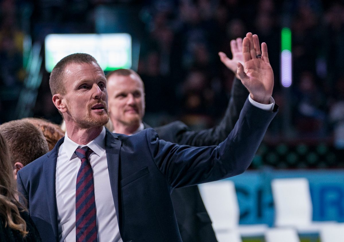 Report: Canucks to announce Sedin twins joining management tomorrow