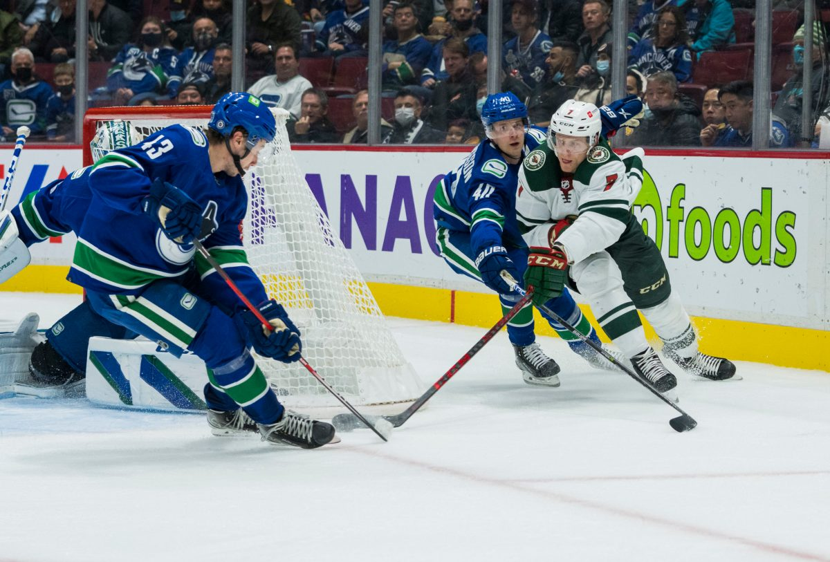 Wild's Zuccarello and Pitlick placed in COVID-19 protocol days after game against Canucks